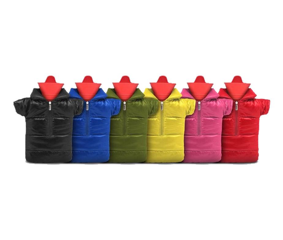 Bolsa de agua caliente con campera g100 fabric - Bolsa de agua caliente ...