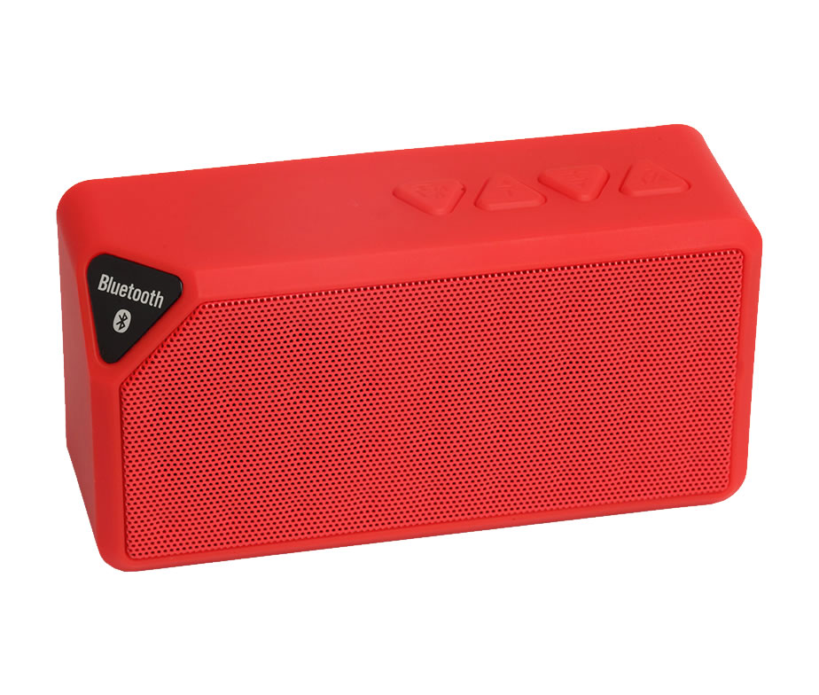 RECTANGULAR SPEAKER BLUETOOTH [EC672]