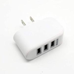 CARGADOR MULTI PUERTO USB [J686]