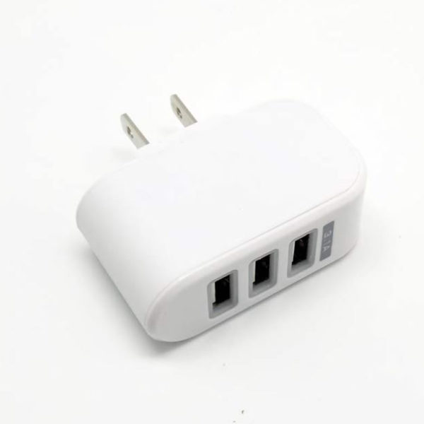 CARGADOR MULTI PUERTO USB [J686] 1
